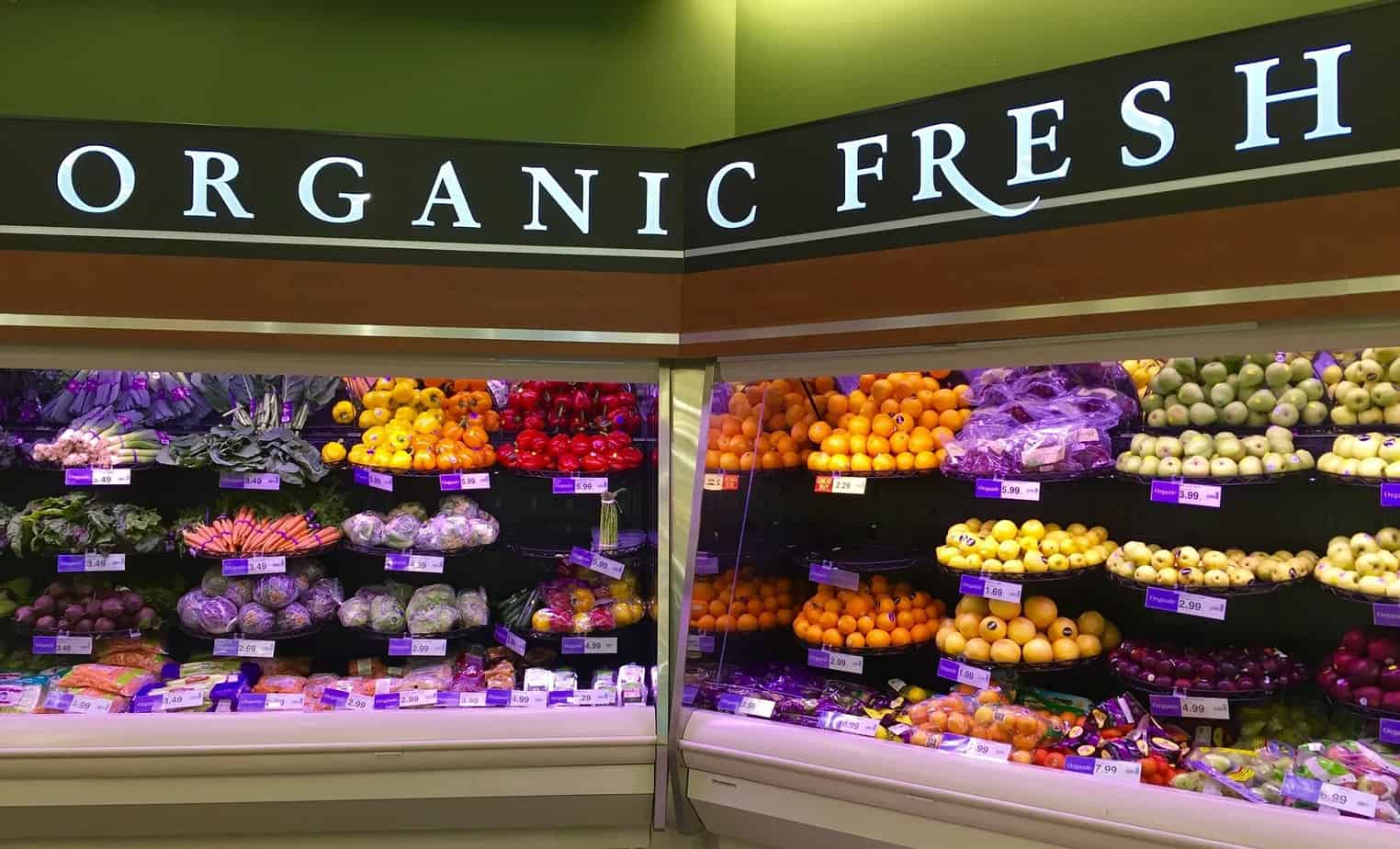 Is Sprouts Market All Organic?