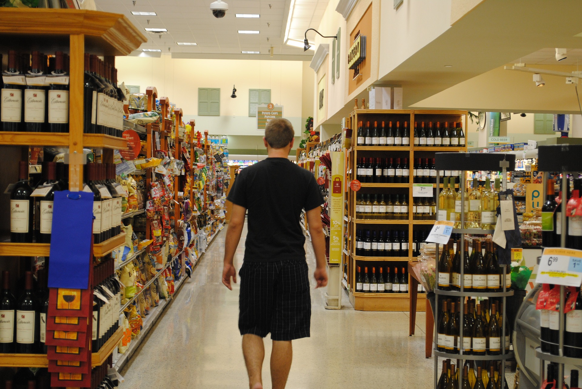 Can A Grocery Store Ban A Customer?
